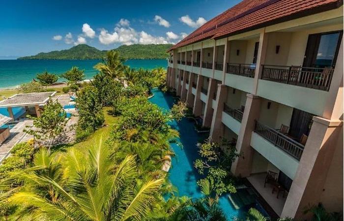 Natsepa Resort Ambon - Eksterior