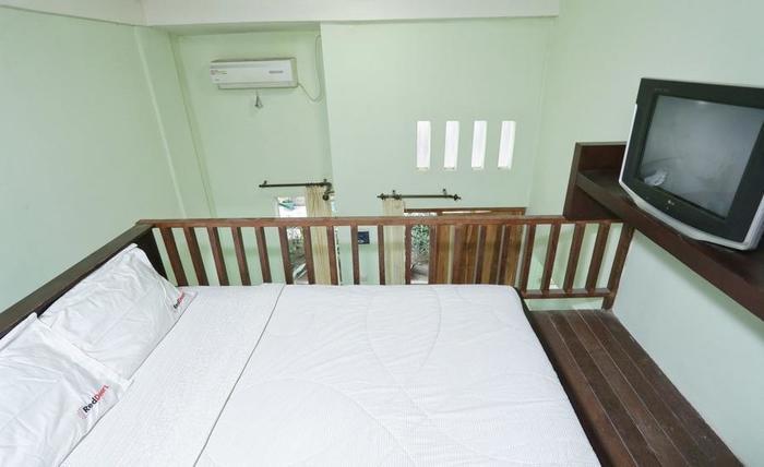 RedDoorz @Gatot Subroto Barat Bali - Kamar tamu