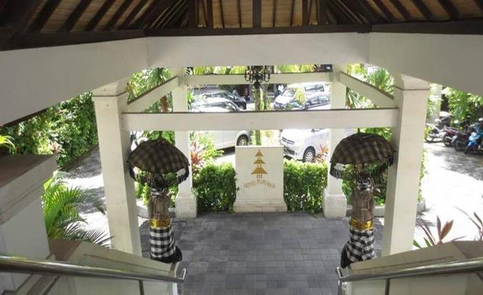 Hotel Puri Raja Legian Bali Bali - Eksterior
