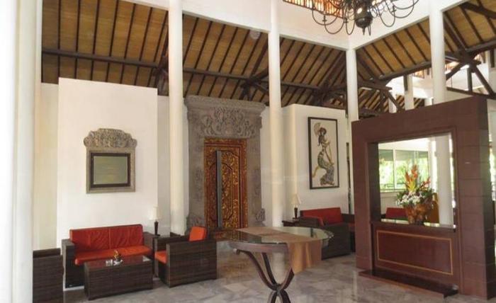Hotel Puri Raja Legian Bali Bali - Lobi