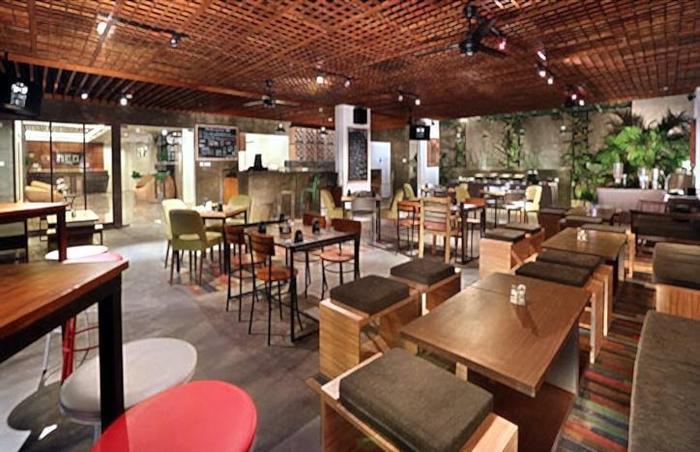 Neo Hotel Petitenget - Cafe