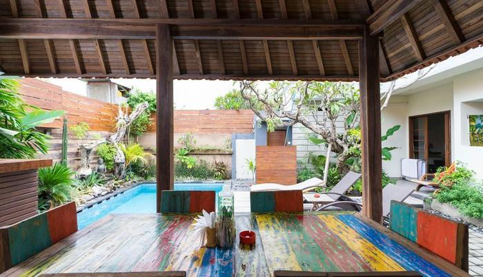 RedDoorz @Danau Meninjau Sanur Bali - Interior