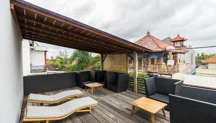 RedDoorz @Danau Meninjau Sanur Bali - Rooftop