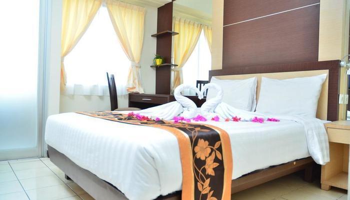 Centro City Service Apartment Jakarta - Kamar Superior