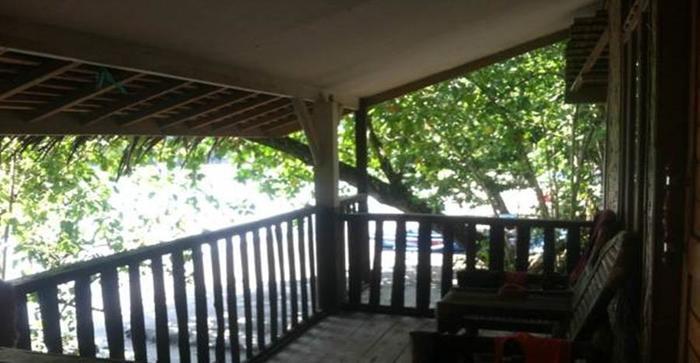 Beach Corner Pangandaran - Eksterior