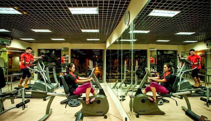 Ros In Hotel Yogyakarta - Tempat Fitness