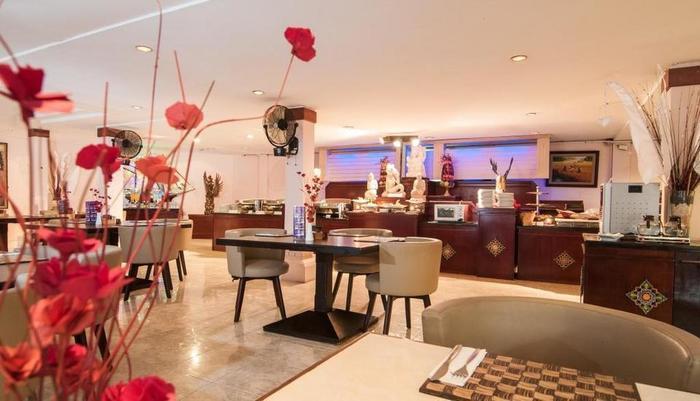 Bounty Hotel Bali - Restaurant