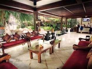 Best Western Resort  Kuta - Lobi