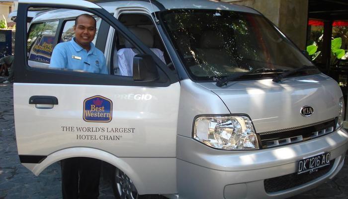 Best Western Resort  Kuta - Penjemputan bandara