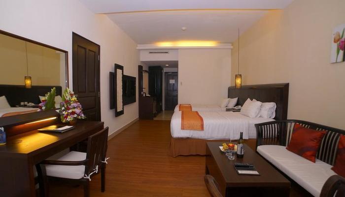 Best Western Resort  Kuta - Kamar Deluxe