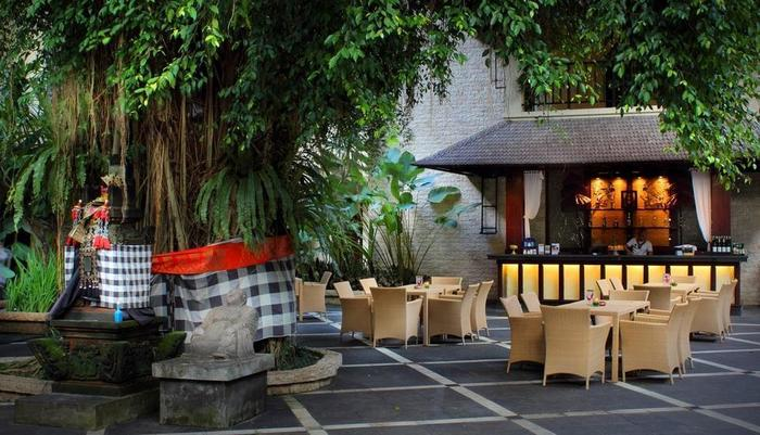 Best Western Resort  Kuta - Bar