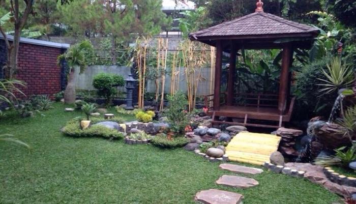 Astoria Villa Bandung - Taman