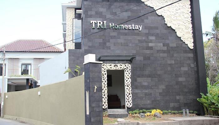 Tri Homestay Bali - Masuk