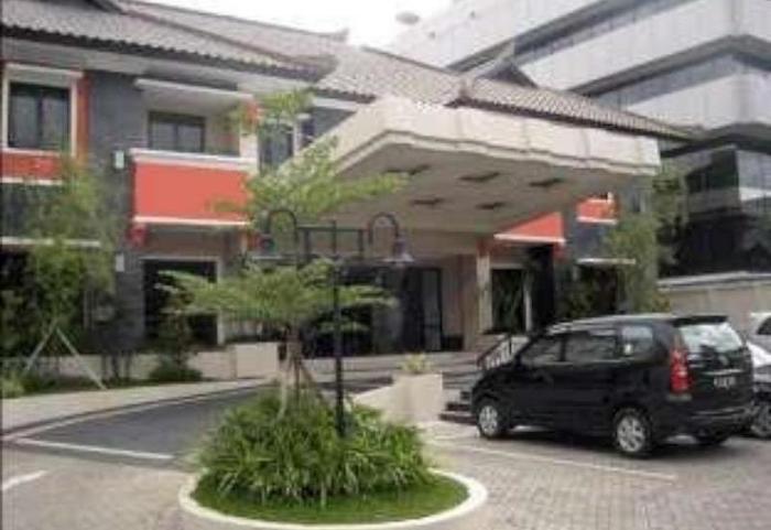 Hotel Guntur Bandung - Hotel Building