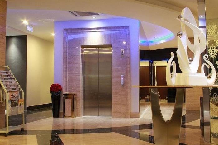 Hotel Rio City Palembang - lobby