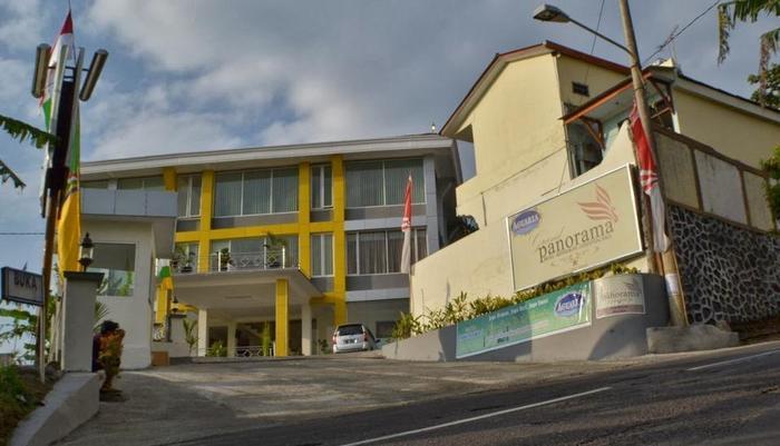 Grand Panorama Hotel Bandungan - Tampilan Luar Hotel