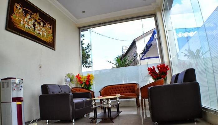 Grand Panorama Hotel Bandungan - Lobi