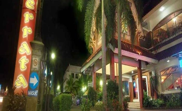 Pondok Serrata Hotel & Restaurant Semarang - Tampilan Luar Hotel