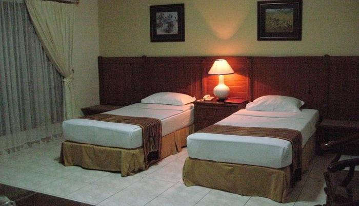 Pondok Serrata Hotel & Restaurant Semarang - Deluxe ( Twin ) Room