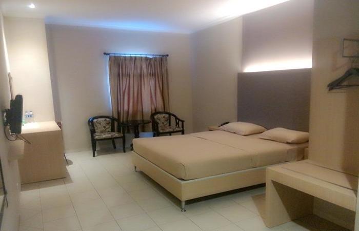 Sky View Hotel Batam - Room