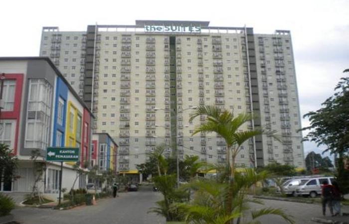 The Suites @ Metro C16-01 by Homtel Bandung - Apartemen