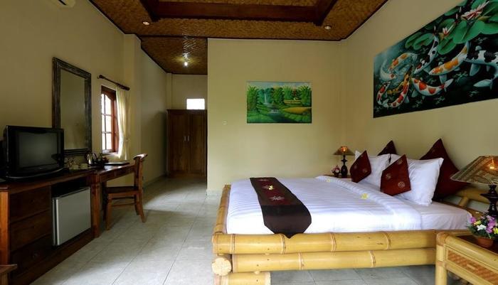 Uma Sari Cottage Bali - Kamar tamu