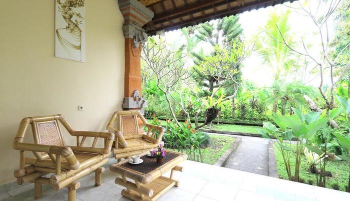 Uma Sari Cottage Bali - Teras