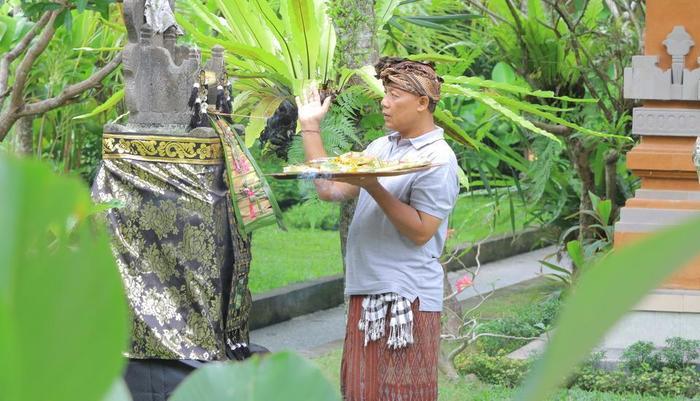 Uma Sari Cottage Bali - Eksterior