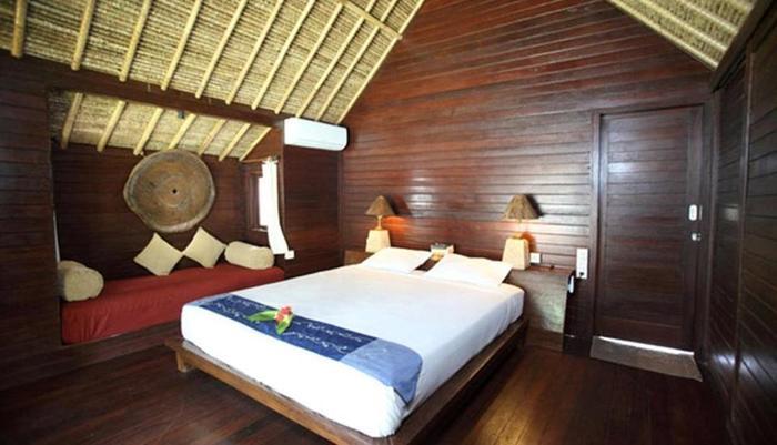 TS Hut Lembongan Bali - Kamar