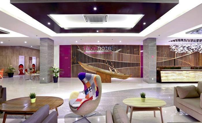 favehotel Banjarbaru Banjarmasin - Lobby