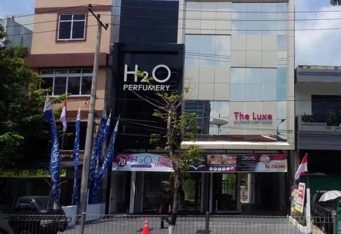 The Luxe Guest House Balikpapan - Tampilan Luar Hotel