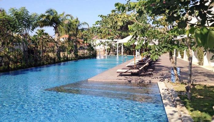 The Wangsa Hotel & Villas Bali - Kolam Renang