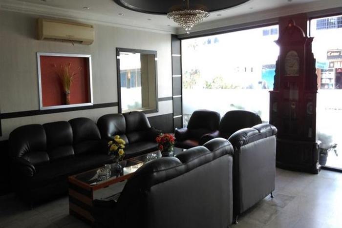 Hotel Paradise Tanjung Pinang - Ruang Tamu