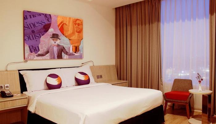 FOX HARRIS Hotel Pekanbaru - Guest room