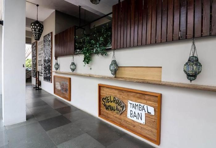 NIDA Rooms Sawah Jogjo 28 Ngaglik Jogja - Pemandangan Area