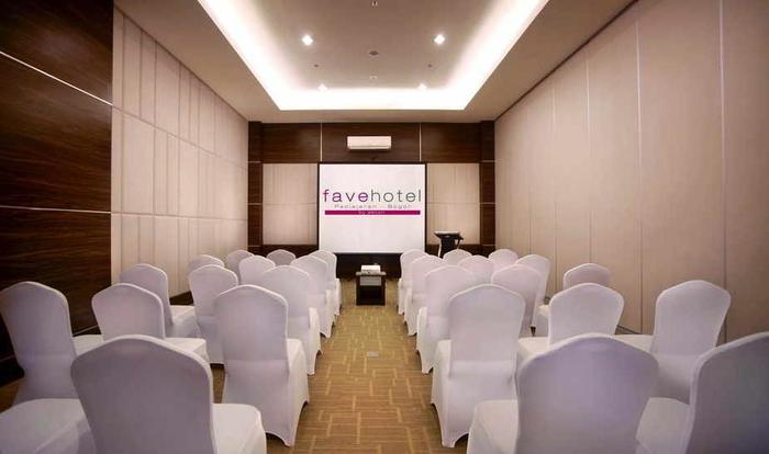 Fave Hotel Bogor - Ruang Rapat