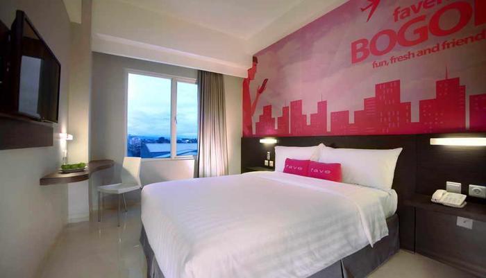 Fave Hotel Bogor - Kamar Standard