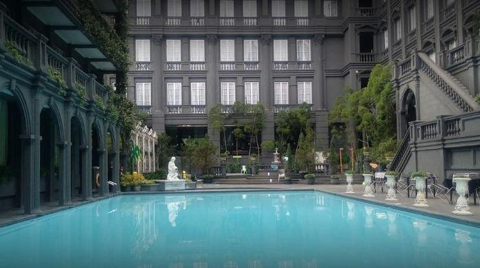 GH Universal Hotel Bandung - Pool