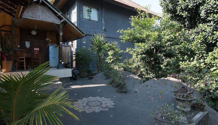 ZenRooms Ubud Jatayu Bali - Tampak luar