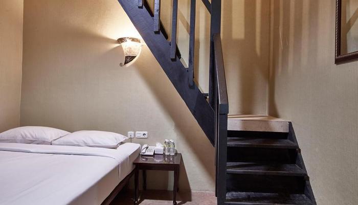 Twins Hotel Mangga Dua - Ruang Keluarga