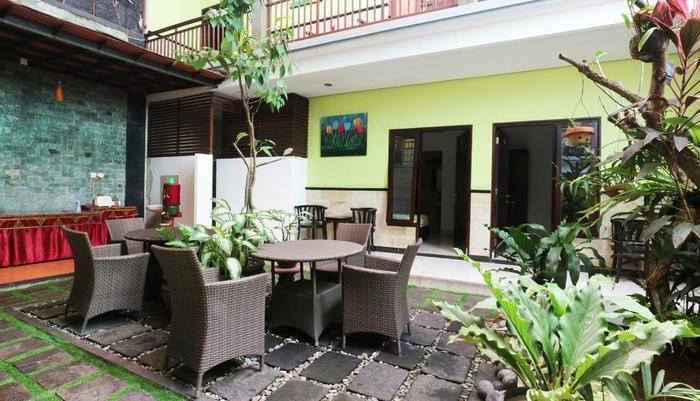 Pondok 2 A Bali - Sitting Area