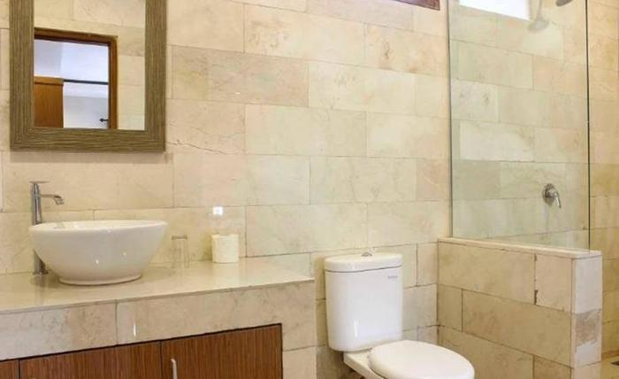 Bumi Cikeas Resort Bogor - Kamar mandi