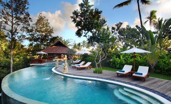 Beingsattvaa Vegetarian Retreat Bali - Kolam Renang