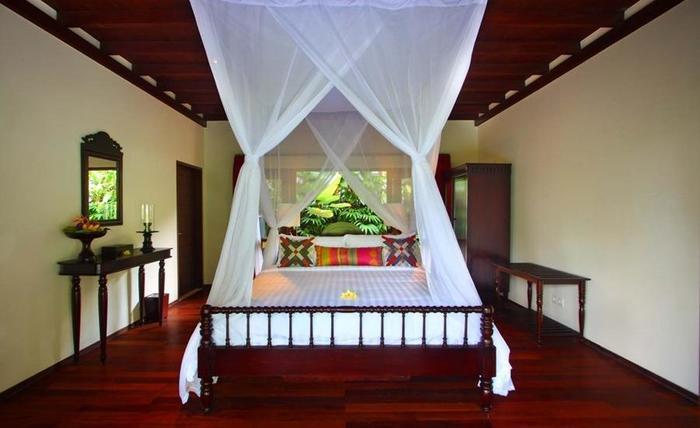 Beingsattvaa Vegetarian Retreat Bali - Kamar tamu