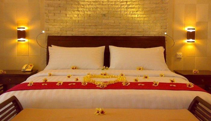 Kyriad Villa & Hotel Seminyak  - tes