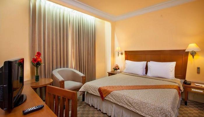 Hotel Nalendra Bandung - Ruangan Standard