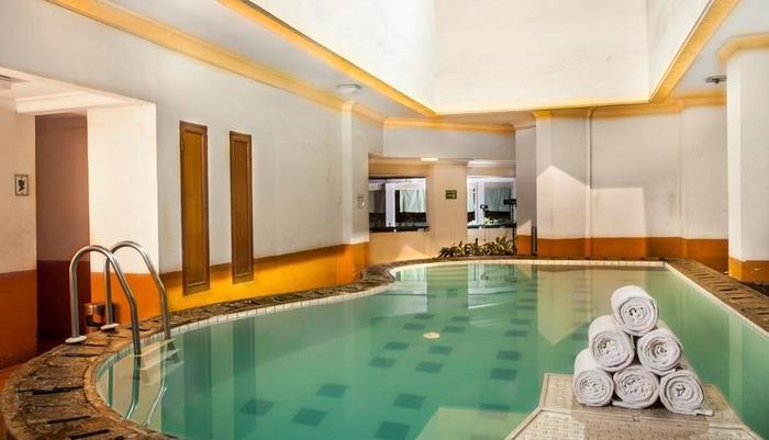 Hotel Nalendra Bandung - swimming pool