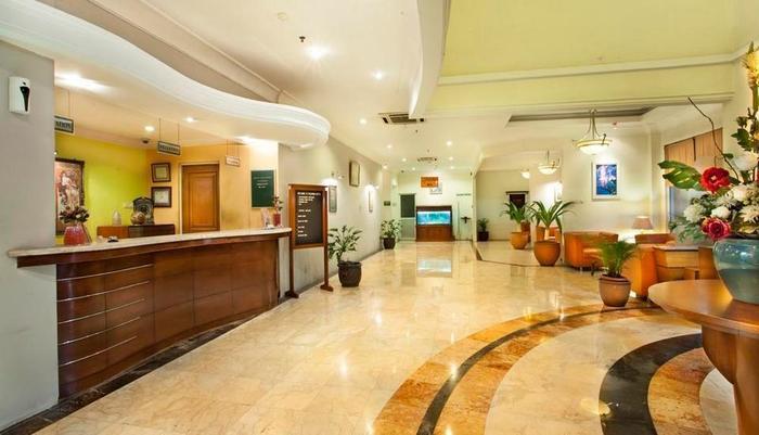 Hotel Nalendra Bandung - lobby