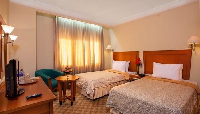 Hotel Nalendra Bandung - STANDAR 2 BED