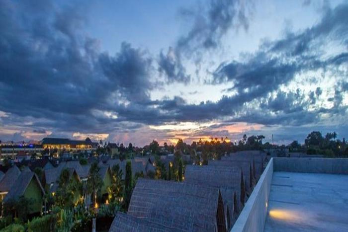 M Suite Bali - Pemandangan